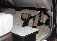 連結式嵩上げペダル(GA2) 背の低い方へのリンク 別ウインドウで表示