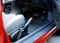 駐車ブレーキ移動/DI1