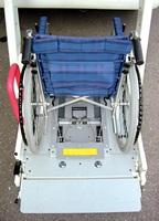車いす固定装置・Cタイプ(RCC1) 車いす固定装置へのリンク 別ウインドウで表示