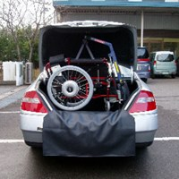 ウインチェア取付け例(セダン車) ウインチェアへのリンク 別ウインドウで表示